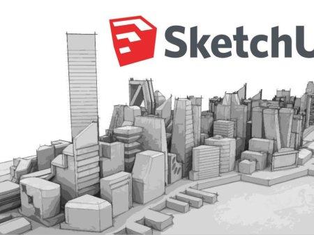 sketchup un logiciel simple pour vos plans les guides de la construction bois. Black Bedroom Furniture Sets. Home Design Ideas