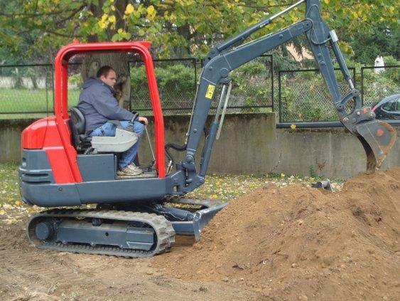 Pr parer le sol les guides de la construction bois for Construction bois 93